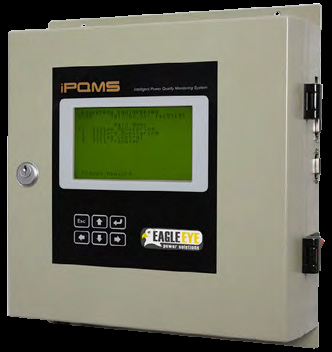 iPQMS Battery Monitoring System